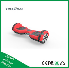 Freeman innovative designed 6.5inch hoverboard 2wheels self- balancing electric scooter