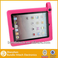 FASHIONAL and EASY clean silicone cover for ipad for kids shockproof EVA case for ipad 2/3/4 China wholesale price