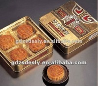 Chinese Lotus Seed Paste Mooncake(2 Yolks)