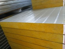 Wholesale Fireproof Glasswool Wall Sandwich <strong>Panel</strong>