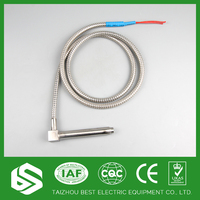 corrosion resistance immersion electric heating tube cartridge heater