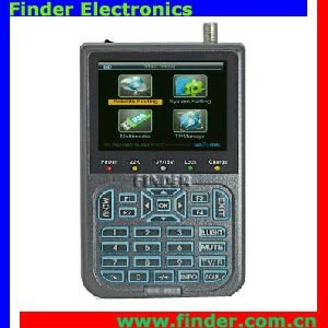WS6922 DVB-S/DVB-S2 HD Digital Satellite Finder Signal Meter