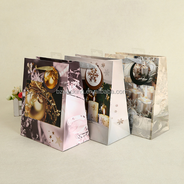 wholesale High Quality craft paper bag making