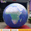 Inflatable Solar System Nine Planets air earth globe for party display