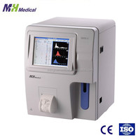 Auto Double Channels 3 diff Hematology Analyzer