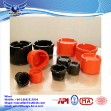 API Plastic drill pipe thread protector for hot sale/thread protector for octg