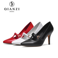 D015 most salable ladies italian leather stocking high heels shoes