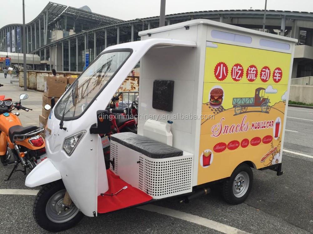 cargo triciclo con cabina di energia solare tricicli id