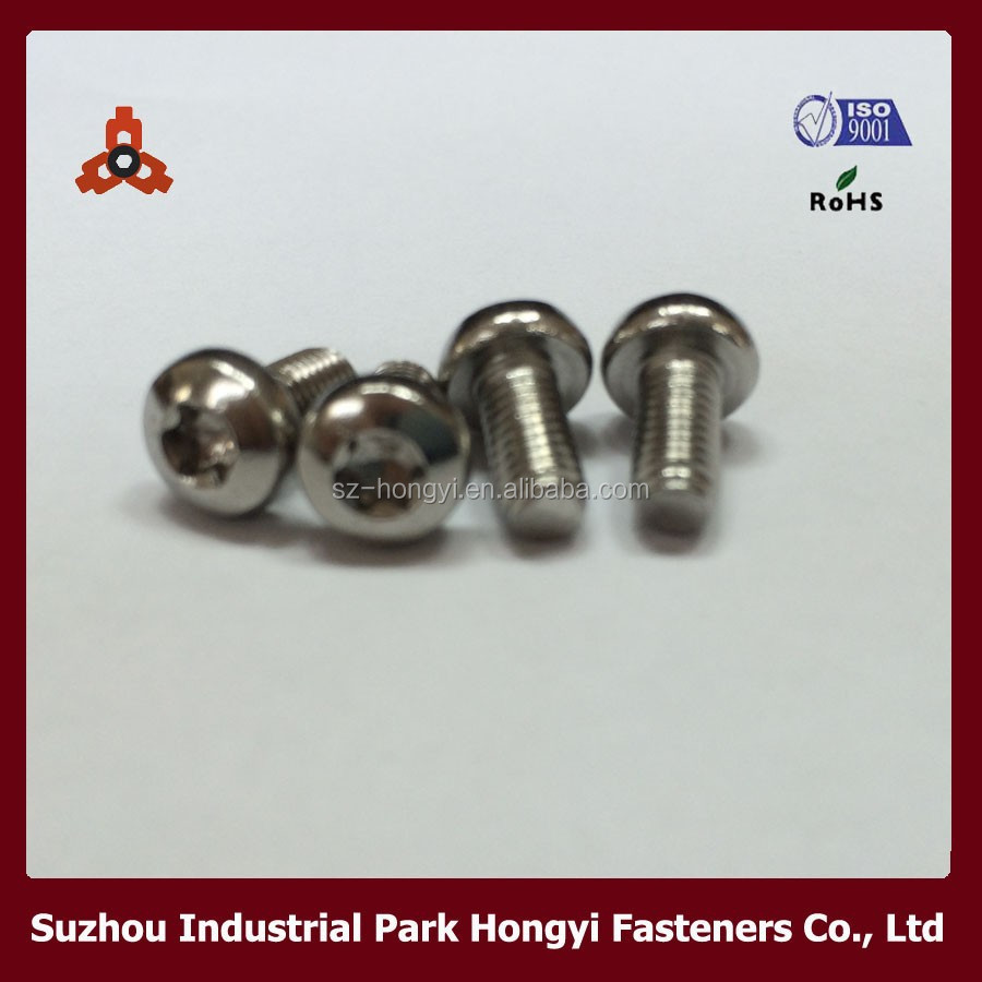 ISO 14583 fully threaded torx pan head screw