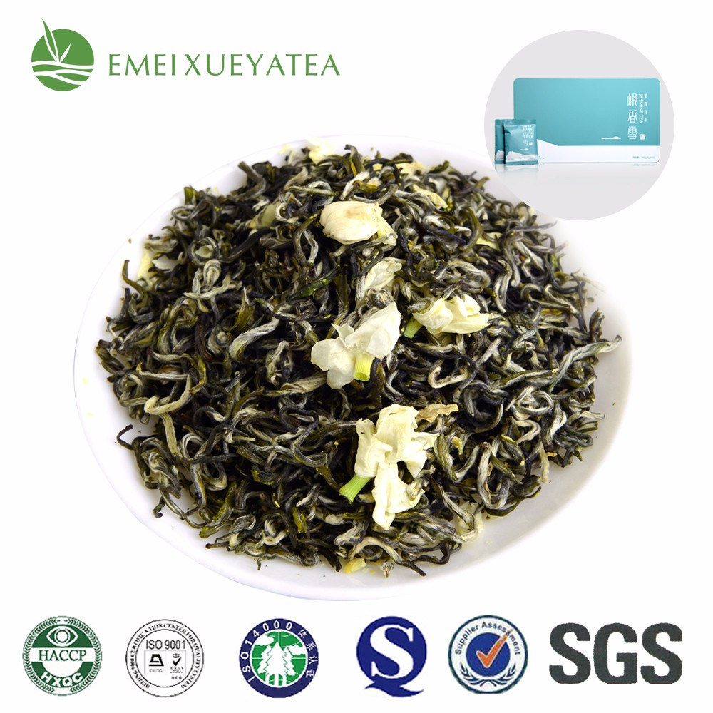 Bulk tea distributor extract jasmine flower tea