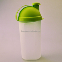 Plastic 700ML Protein Milk Shake Bottle With Filter Portable Mixer