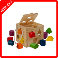 wooden toys australia Shape Sorter Wheel