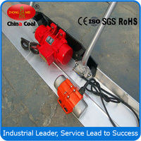 gasoline engine self leveling concrete screed