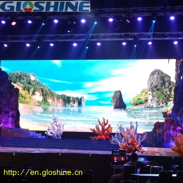 Hot Clips Video LED Display Screen Panel Outdoor