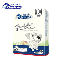 Disposable puppy pet pure cotton sanitary pad