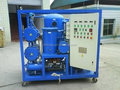 On line transformer Dielectric oil filtering equipment
