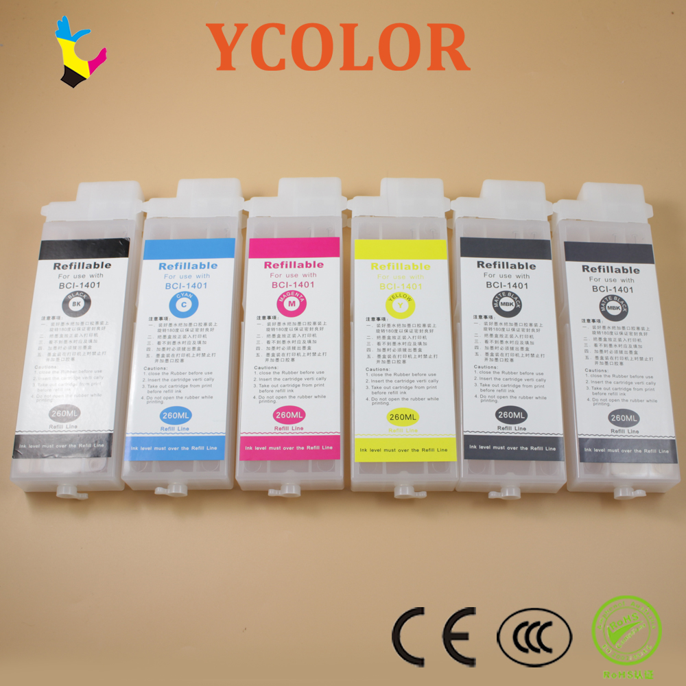 Top quality! Refill Ink Cartridge For Canon Ipf 500 600 700 510 610 Pfi 102