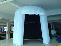 Customized small sized inflatable bubble room