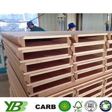 Wood stair tread and riser plywood particle board chipboard material