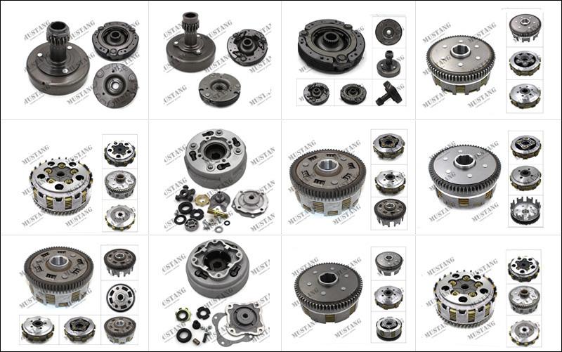 pakistan loncin 200cc spare parts for tricycles parts