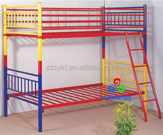 Modern furniture design double bunk beds for bedroom
