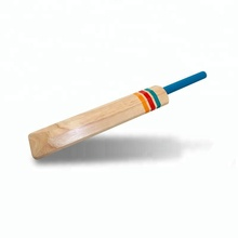 Factory custom houten cricket bat OEM outdoor sport games honkbalknuppels voor Volwassenen en kids