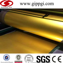 Manufacturer supply color coated galvanized metal roofing sheet