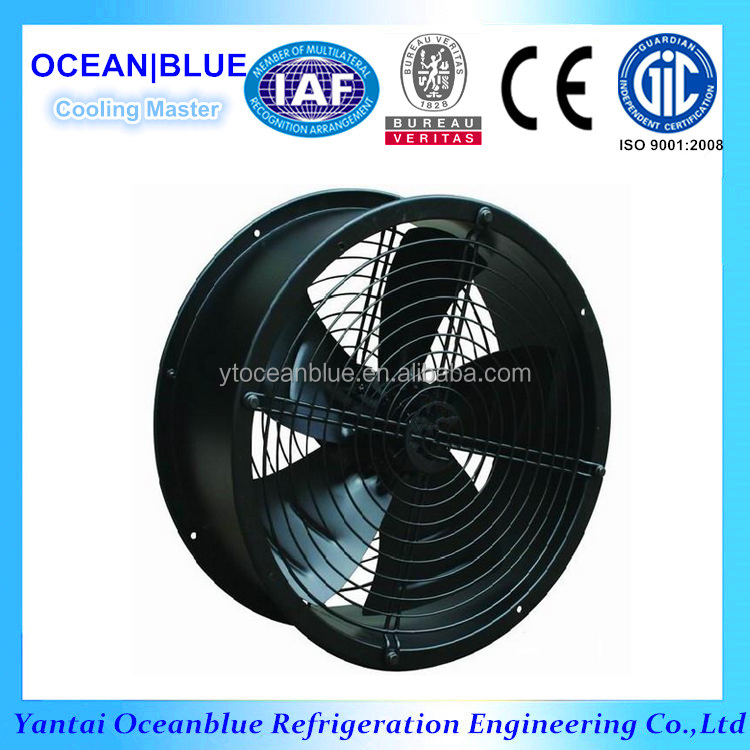 industrial Ventilation Axial Flow Fans for cold room