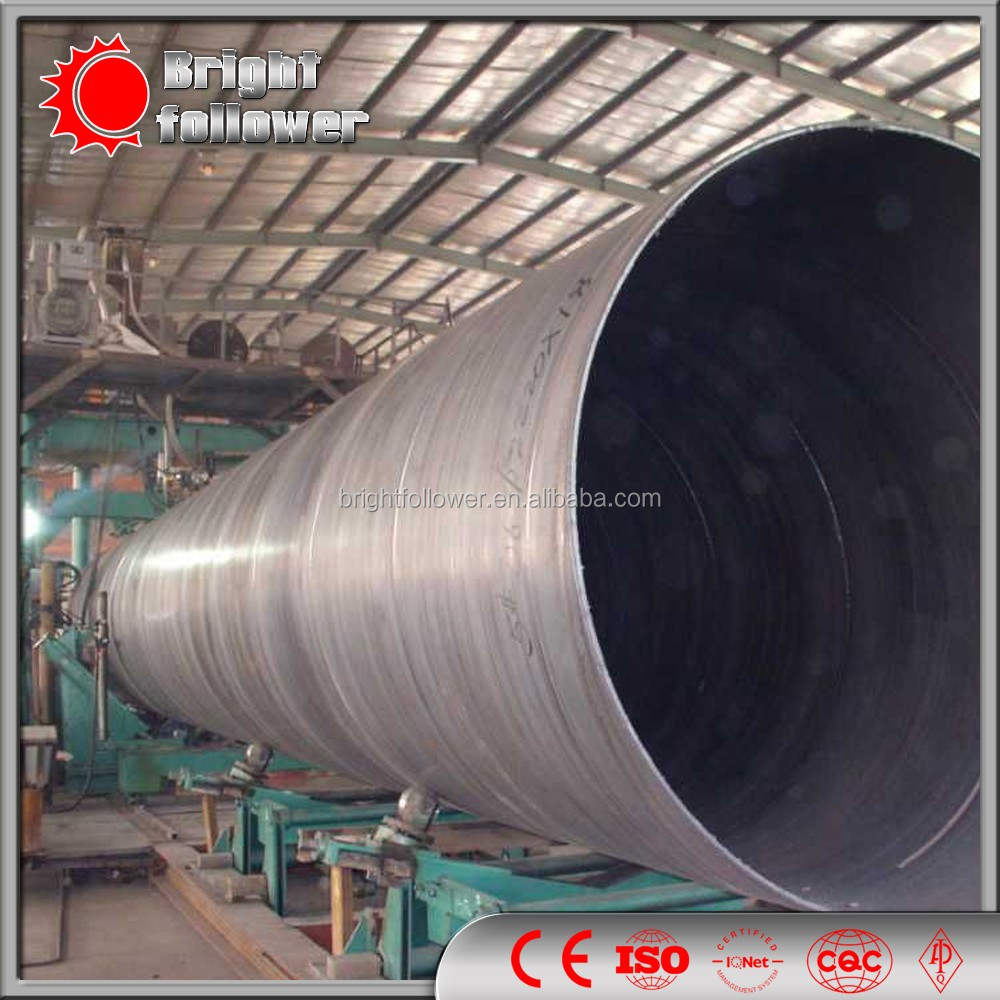 best price 3pe coated erw steel pipe for green house building
