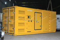Hot sale high quality 1mw container generator low price