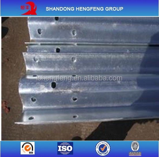 Factory Price Steel Highway Used Guard Rail/Traffic Barrier