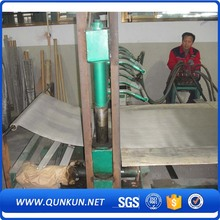 ss302 plain weave stainless steel fine mesh screen free sample