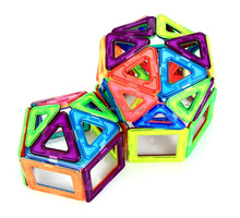 Best selling interesting educational toys magnetic building blocks