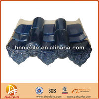 Chinese classic tiles roofing decoration , ornament