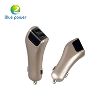 Electric car charger 5V 3A dual car charger phone accessory for cellphone