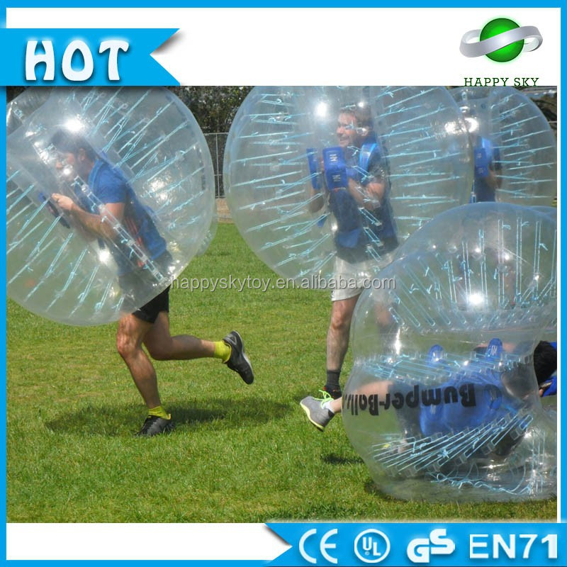 Good prices! human soccer bubble, soccer bubble & football, giant inflatable bubble football for match