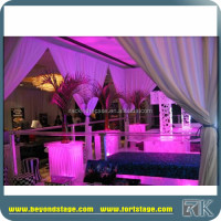 Wedding chuppah backdrop mandap /outdoor party tent/ceiling drapery for wedding