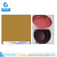 Guangdong Foshan Polima spray paint teflon ptfe non stick coating for cookware sets