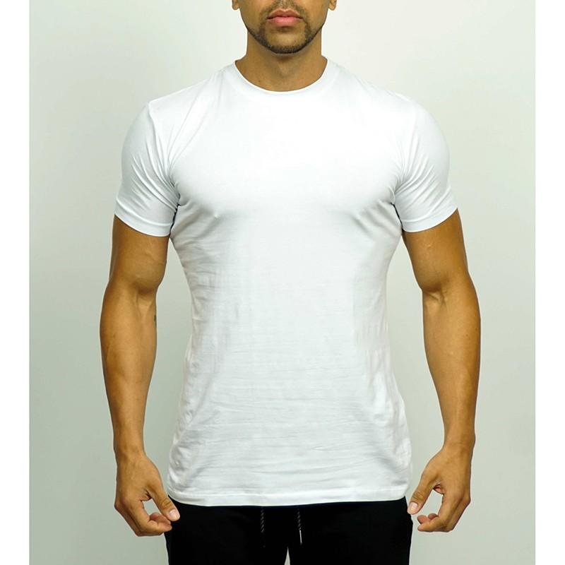 High quality oem wholesale hemp blank t shirt custom logo for Bulk t shirts with logo