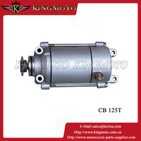 KINGMOTO 20151023 CB125T 100cc Motorcycle Starter Motor, Motorcycle Start Motor for Wholesale Motorcycle Parts