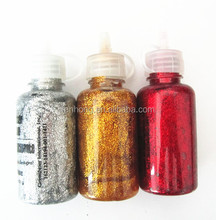 glitter glue ,colour glitter glue for drawing