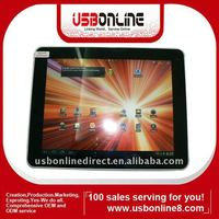 9.7 inch Android 2.3 tablet pc Super slim Rockchip 2918 capacitive touch screen MID