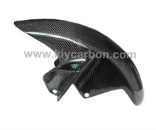 Carbon fiber front fender motorcycle part for Yamaha r6