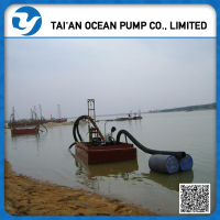 Mining Sand Mud Ship Dredger Boat