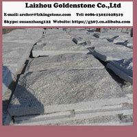 China stone look wall paneling,discount granite mushroom stone with high quality