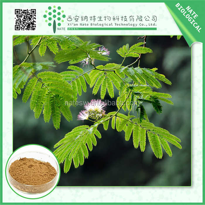 High Quality Cheap herbal extract / cortex albiziae extract albizzia saponinis