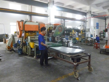 Material Cutting & Punching