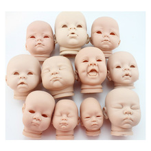 ICTI certificated custom make plastic reborn baby dolls toys wholesale vinyl head and arm and legs