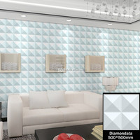 Top class sitting room decor 3d wall tiles