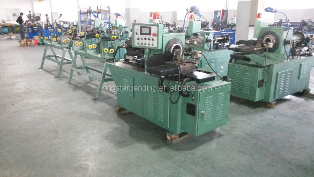 KSR-180A Rotary pipe cutting machine